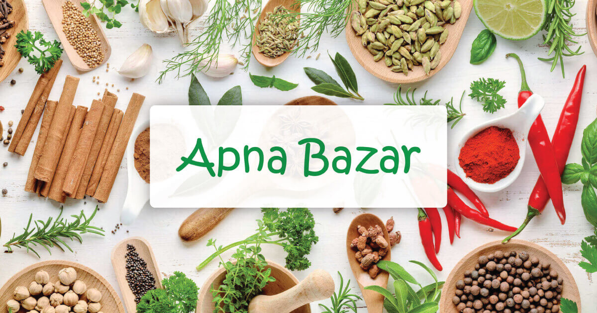Apna Bazar Online - Order Online, Indian Grocery Delivery!
